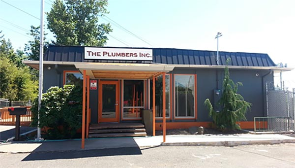The Plumbers Inc Office Building